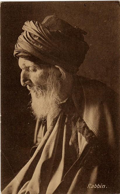 tunesian rabbi