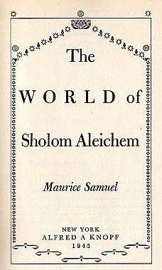 shalom title