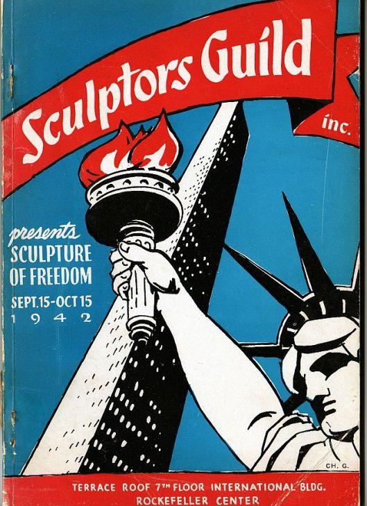 sculptureguild 1942
