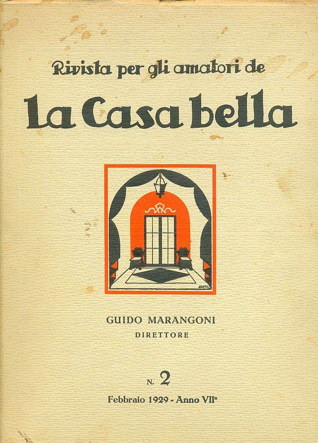 Casabella magazine twicemodern for La casa bella