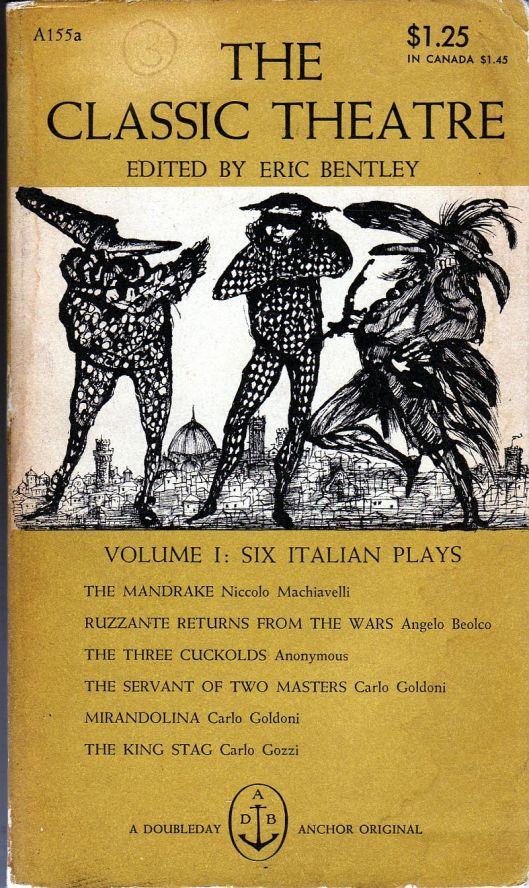 First Edition 1958 Cover design: Ben Shahn Typography:Edward Gorey
