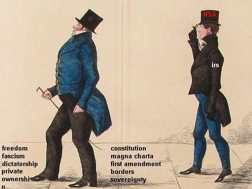 gentleman's view orwell