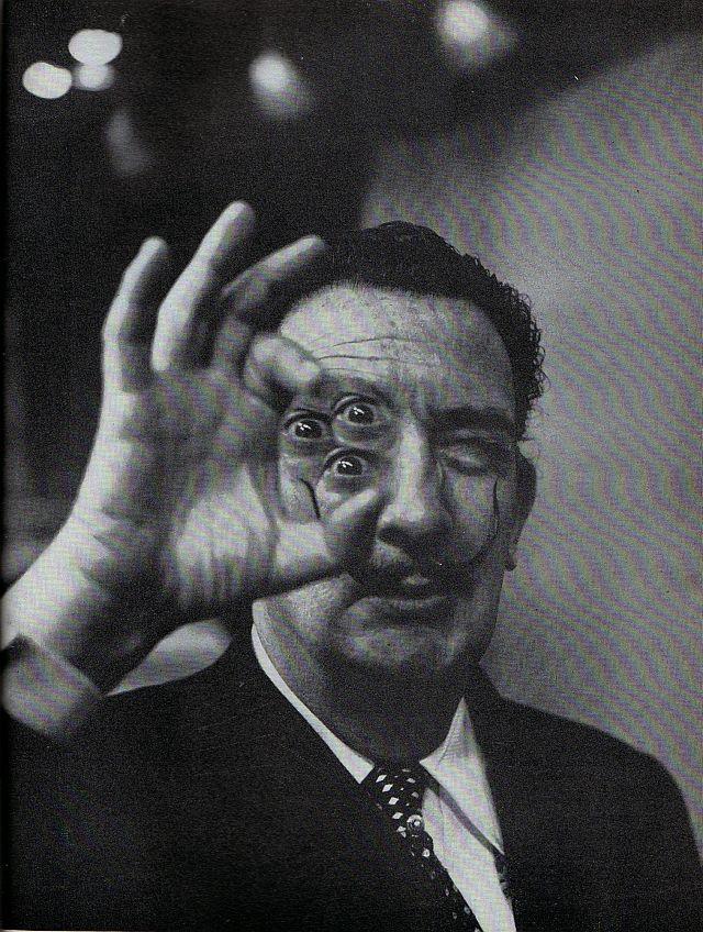 Salvador Dali a Biography – Meryle Secrest | twicemodern