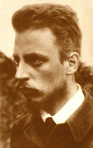 rainer Maria Rilke wiki